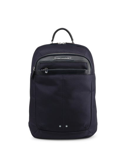 Blue Strap Back Pack
