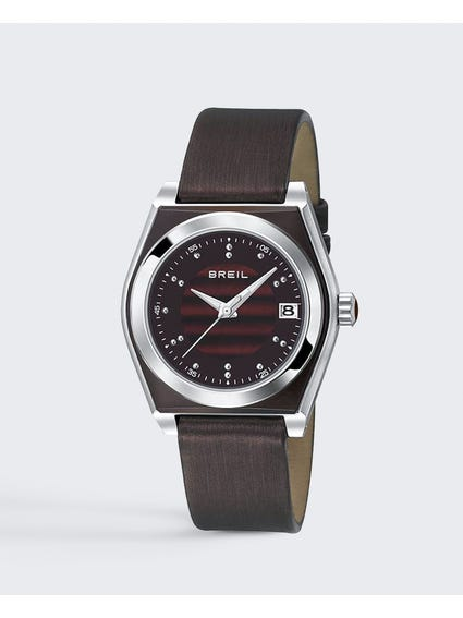 Brown Dial Escape Analog Watch