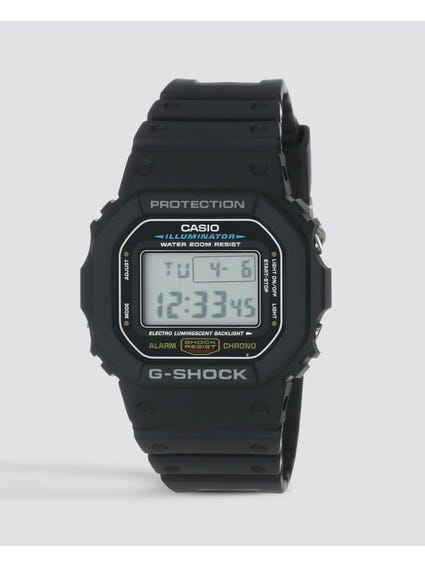 Black Classic Digital Watch