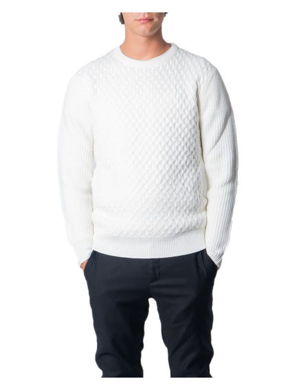 Long Sleeve Treccia Knitwear