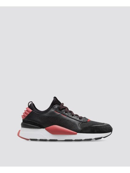 Black Rs-0 Trail Running Shoes