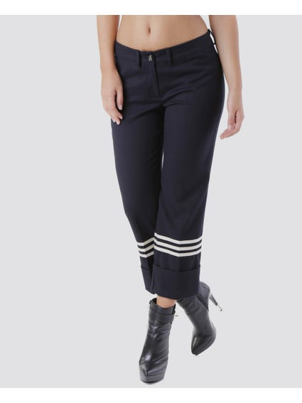 Zip Button Trouser
