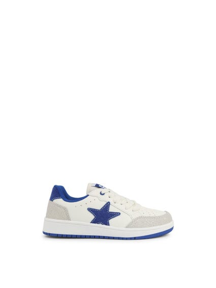 Low Top Star Kids Sneakers