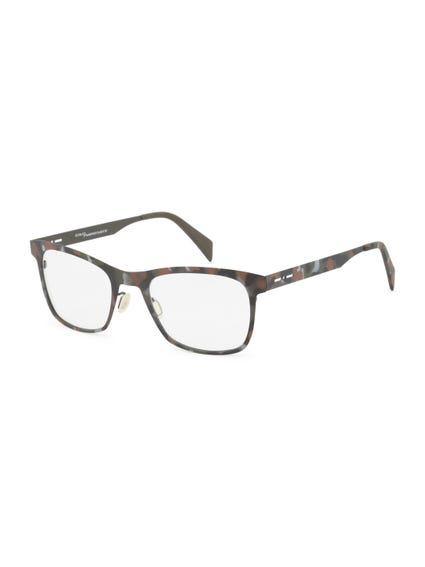 Brown Nose Bridge Wayfarer Eyeglass