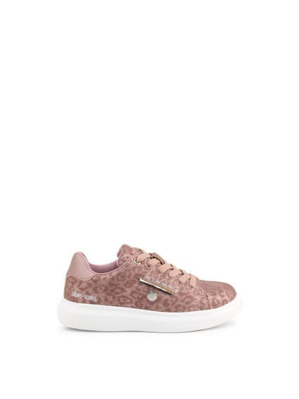 Aminal Pattern Kids Sneakers