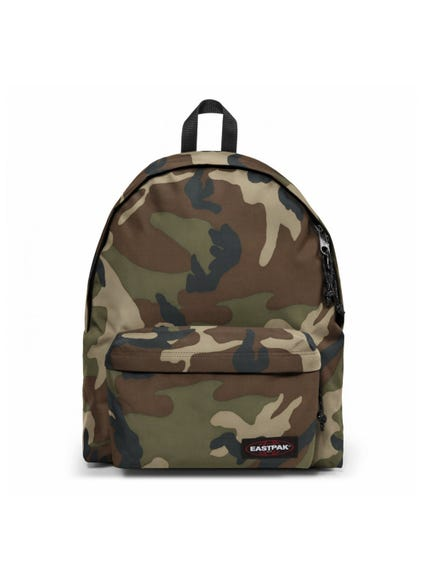 Zipper Camouflage Backpack