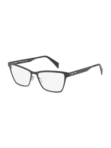 Black Metal Frame Bifocal Eyeglass