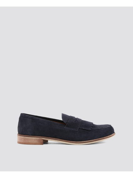 Blue Ritratto Loafer