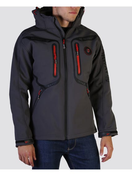 Grey Tinin Jacket