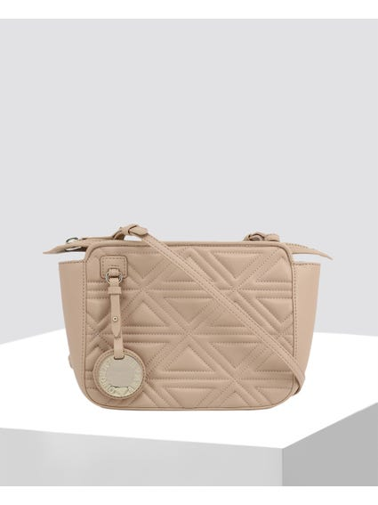 Astrid Quilted Crossbody Bag
