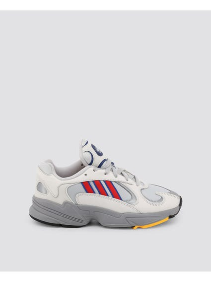 Light Grey Yung-1 Shoes