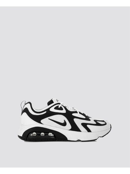 White Air Max 200 Sneakers