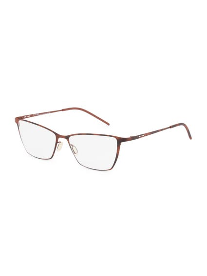 Brown Dotted Butterfly Eyeglass