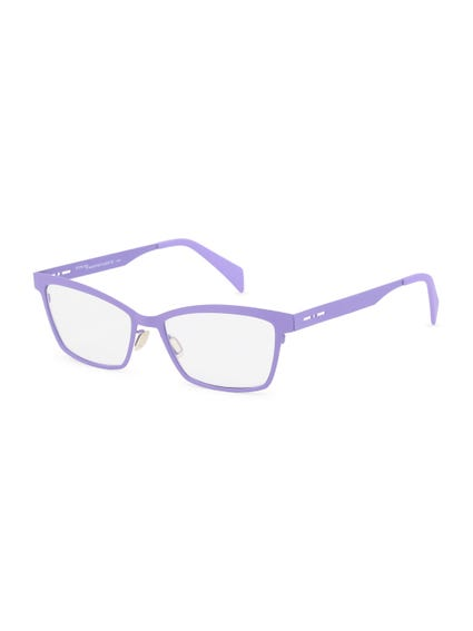 Purple Metal Frame Bikers Eyeglass