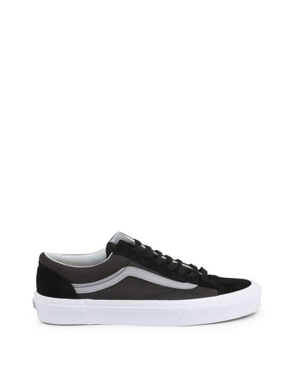 Black Cushioned Lining Sneakers