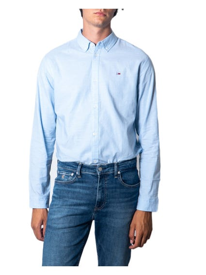 Classic Long Sleeve Button Shirt