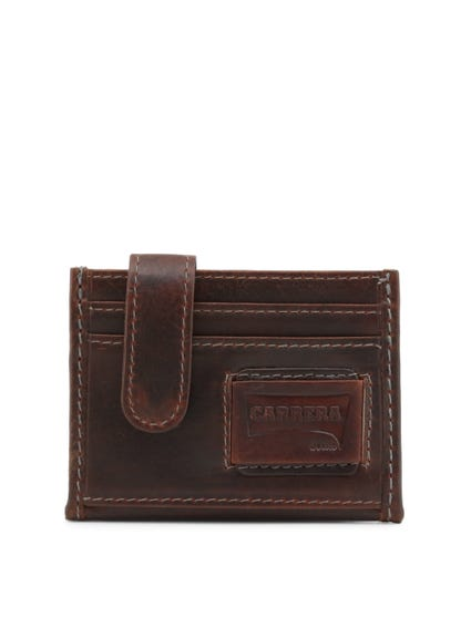 Plain Leather Credit Cardholder