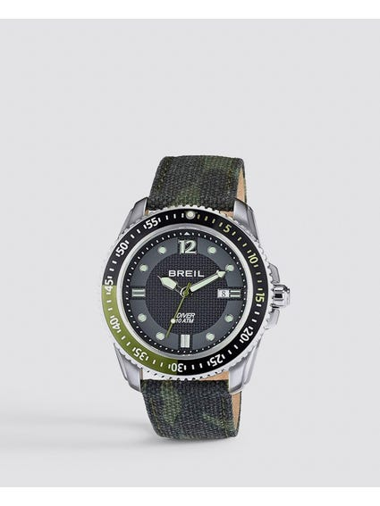 Oceano Two Straps Analog Watch