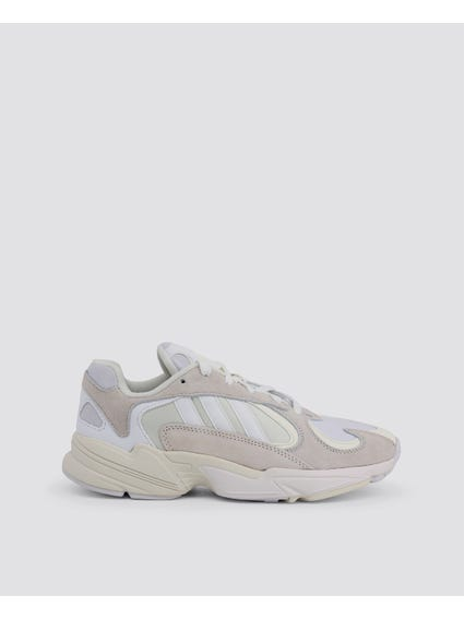 White Yung-1 Shoes