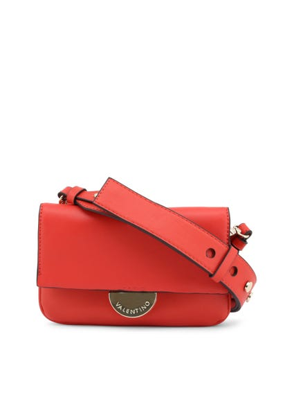 Red Falcor Clutch Bag