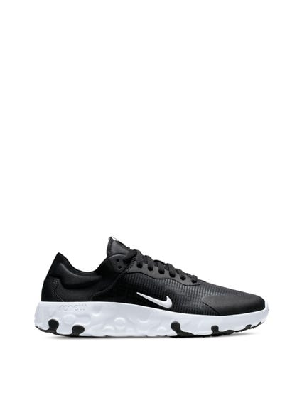 Black Mesh Renew Lucent Sneakers
