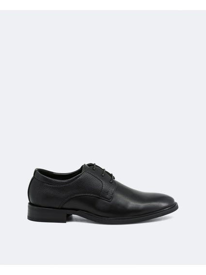 Black Bart Bitexture Derby Shoes