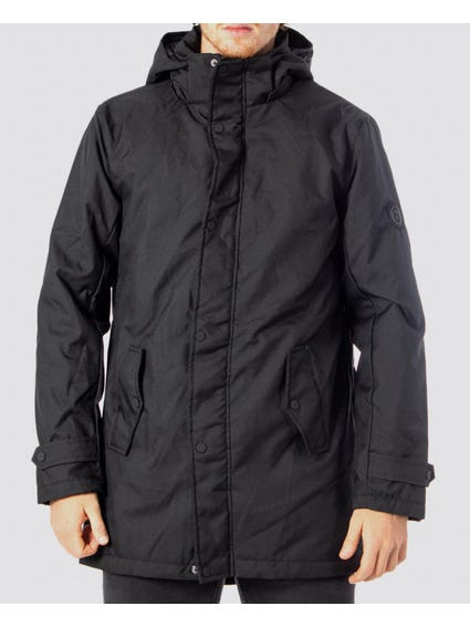 Black Favour Walther Parka Jacket