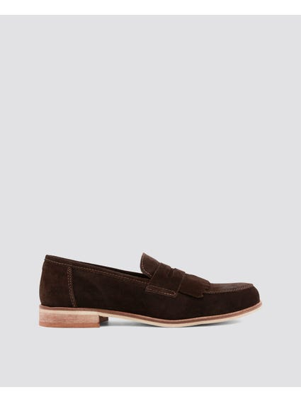 Brown Ritratto Loafer