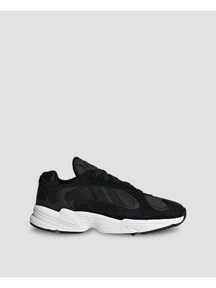 Solid Black Yung-1 Shoes