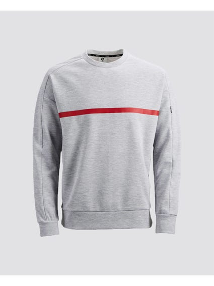 Clean Sweat Crew Neck Sweater