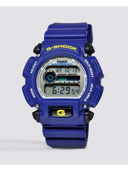 Matt Blue Digital Sports Watch