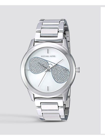 Hartman Silver Dial Watch