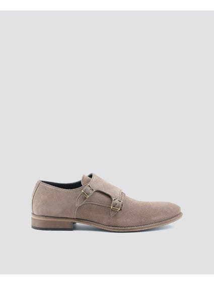 Dario Metalli Buckle Formal Slip Ons