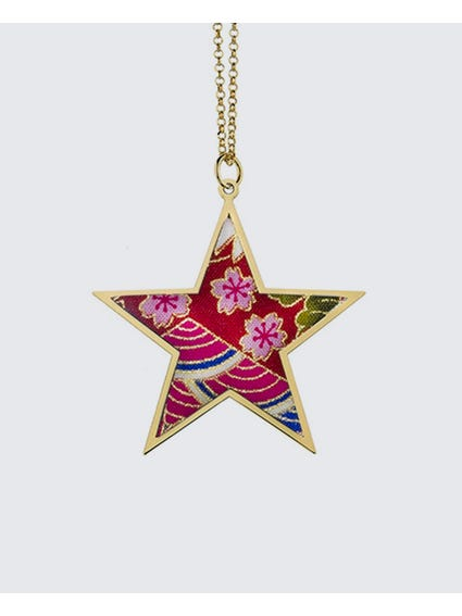 Gioielli Start Pendant Necklace
