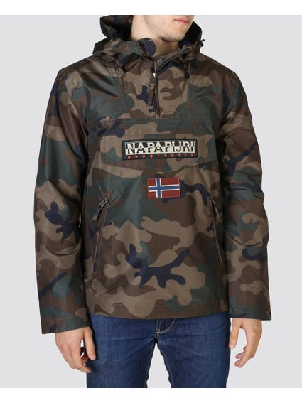 Camo Rainforest Jacket