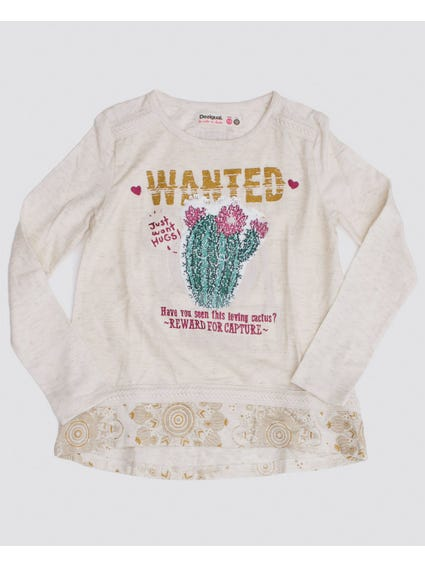 Wanted Long Sleeves Kids Top