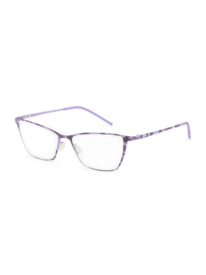 Violet Dotted Butterfly Eyeglass
