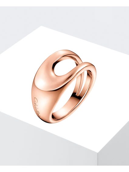 Shade Stainless Steel Ring