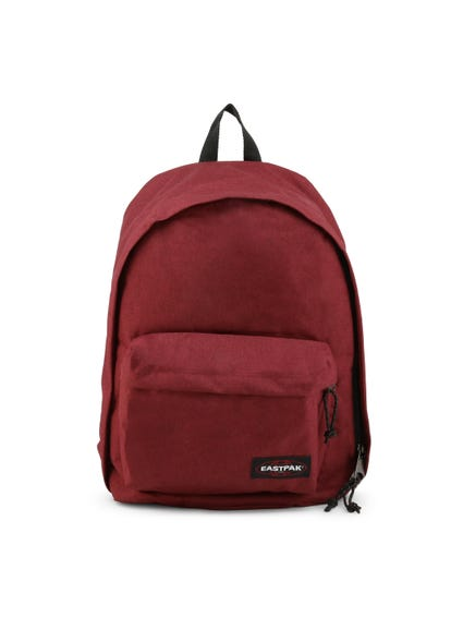 Red Zip Classic Backpack