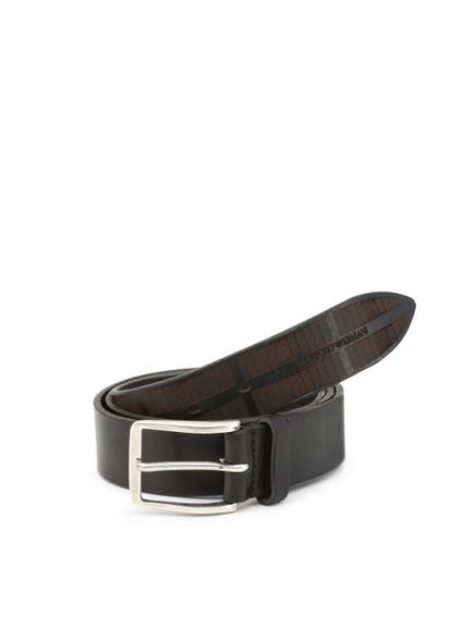 Buckle Pin Leather Belt