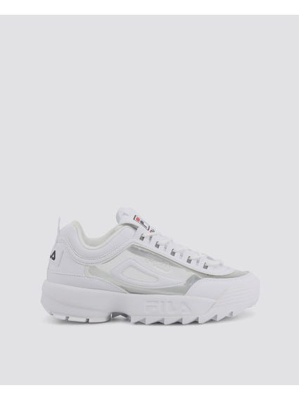 Disruptor II Clear Sneakers