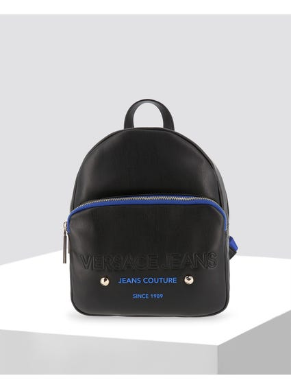 Black Jeans Couture Backpack