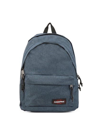 Blue Multi Zipper Backpack