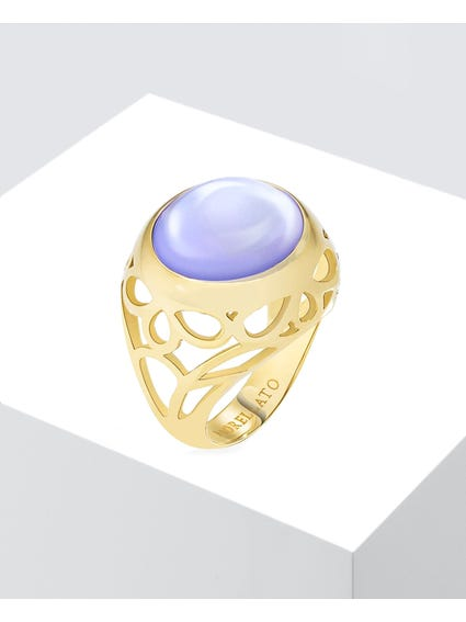 Gold Tone Ring