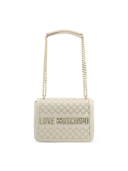 Dirty White Studs Sling Bag