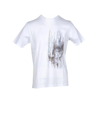 Graphic Stitched T-shirt