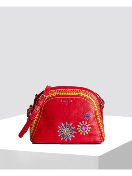 Red Ada Deia Crossbody Bag