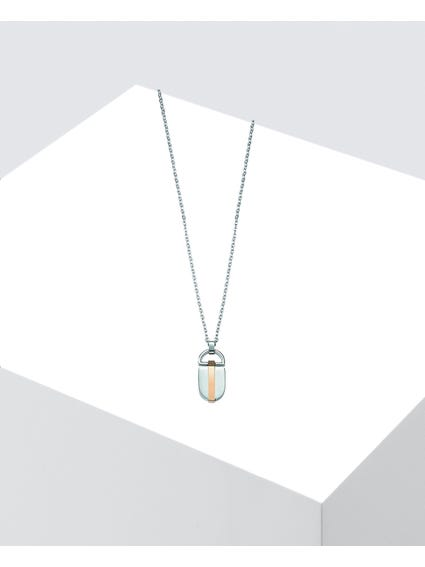 Stainless Steel Motown Necklace