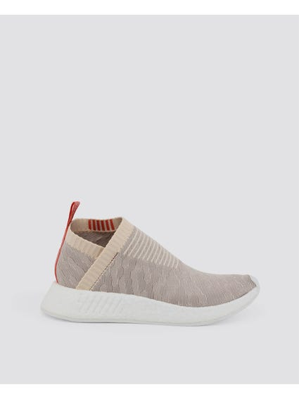 Grey NMD City Sock 2 Shoes