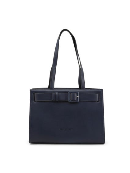 Blue Angelo Belt Front Shoulder Bag
